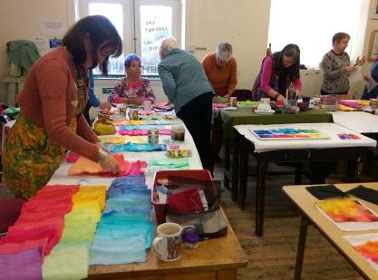 Ruth Issett Workshop