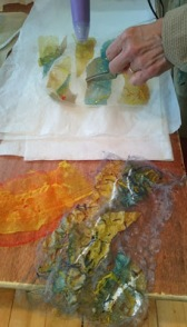 Kim Thittichai Workshop - Melting Fabrics