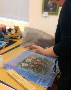 Jackie Cardy Workshop