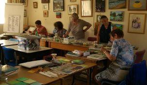 Julia Triston Workshop
