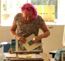 Julia Triston teaching